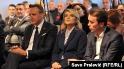 Draginja Vuksanović, univerzitetska profesorka, koja će predstavljati Socijaldemokratsku partiju na predsjedničkim izborima 15 aprila
