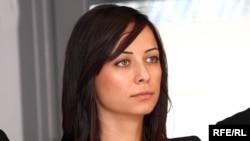 Министр экономики и устойчивого развития Грузии Вера Кобалия