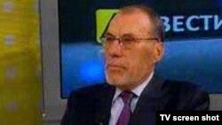 Macedonia - former ambassador Risto Nikovski, Skopje, undated