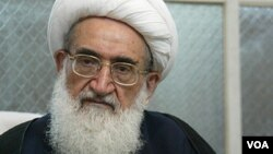 Аятолла Нури Хамадани