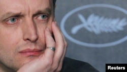 Режисер фільму «Щастя моє» Сергій Лозниця, 19 травня 2010 року