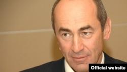 Экс-президент Армении Роберт Кочарян (архивная фотография)