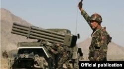 Кыргыз армиясы, 2012-жыл.
