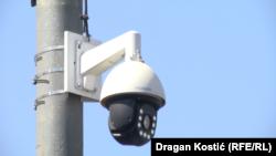 U Beogradu će do kraja 2020. godine biti postavljeno oko hiljadu kamera na 800 lokacija