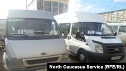 Сегодня в Махачкале работают свыше шести тысяч пассажирских микроавтобусов