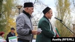 Рәүф Ибраһимов һәм Айрат Шакиров