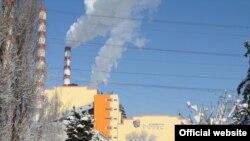 Электростанция в Кучургане