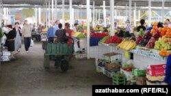 """Gök bazar"", Türkmenabat"