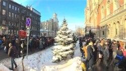 Ваша Свобода | Поліція і протести у Києві: гарантування безпеки чи «листопад-2013»?