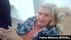 Владимир Ткачев в приемном отделении больницы