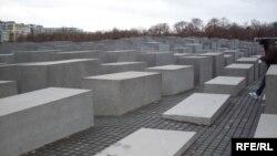 Музей Холокоста. Берлин, 2008
