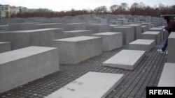 Генмания пойтахти Берлиндаги Ҳолокост музейи.