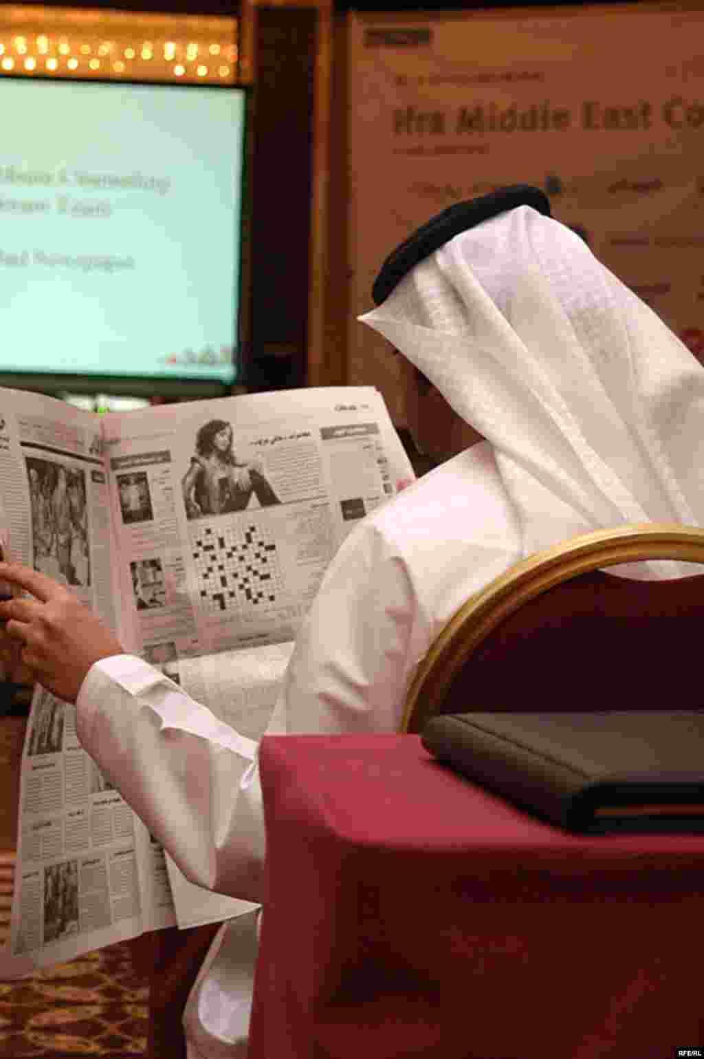 ۸۰درصد مطبوعات دبی به زبان انگليسی منتشر می شوند