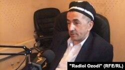 Аштлик журналист Маҳмадюсуф Исмоилов.
