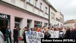 Dan bijelih traka za žrtve zločina u Prijedoru