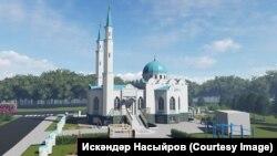 """Рәхмәтулла"" мәчете проекты"