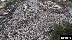 Площадь Тахрир, 22 июня