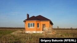 Дом в чистом поле