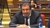 Глава парламентской фракции «Процветающая Армения» Гагик Царукян (архив)