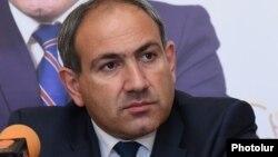 Никол Пашинян (архив)