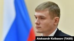 Губернатор Хакасии Валентин Коновалов