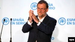 Лідер «Народної партії», іспанський прем'єр Маріано Рахой