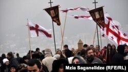 """Для иерархов и клириков грузинского православия """"национальное единство"""" является приоритетной ценностью"""