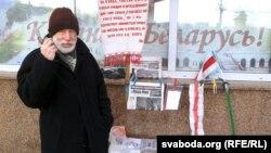Барыс Хамайда трансьлюе для віцяблян аўдыёкнігі Ўладзімера Караткевіча