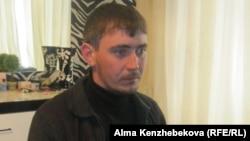 Александр Шмидт. Алматы, 21 қаңтар 2014 жыл.