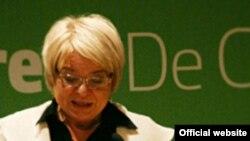 European Parlament deputy Tarja Cronberg (file photo)