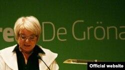 تارا کرانبرگ، رییس هیات پارلمانی اتحادیه اروپا برای روابط با ایران.