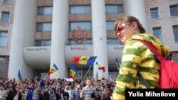 Vocea poporului, aprilie 2009
