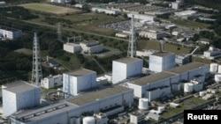 Инфиҷор дар нерӯгоҳи ҳастаии Фукушимо дар Ҷопон