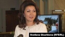 Darigha Nazarbaeva (file photo)