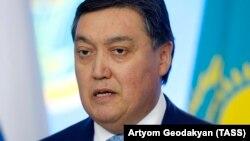 53-річний Аскар Мамін до цього від 2016 року був віце-прем'єром