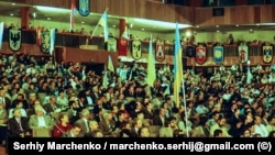 1989 рік. Україна руйнує СРСР: Установчий з'їзд Руху у 20 фотографіях