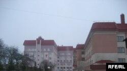 Новий корпус Рівненського обласного онкодиспансеру