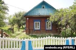 Дом, у якім жыве сям'я