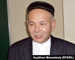 Мурат Телибеков, председатель Союза мусульман Казахстана.