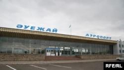 Аэропорт города Петропавловска. Архивное фото.
