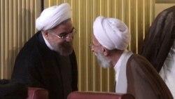 حملات مصباح و مکارم به روحانی: در اسلام حاکم را خدا انتخاب میکند نه مردم
