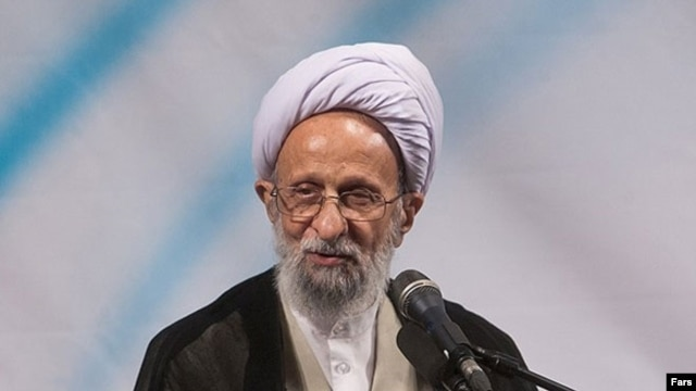 Cleric Ayatollah Mohammad Yazdi, a member of the Guardian Council, said Iranian law prohibits women from being president.