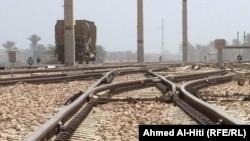 سكة حديد خط بغداد - القائم