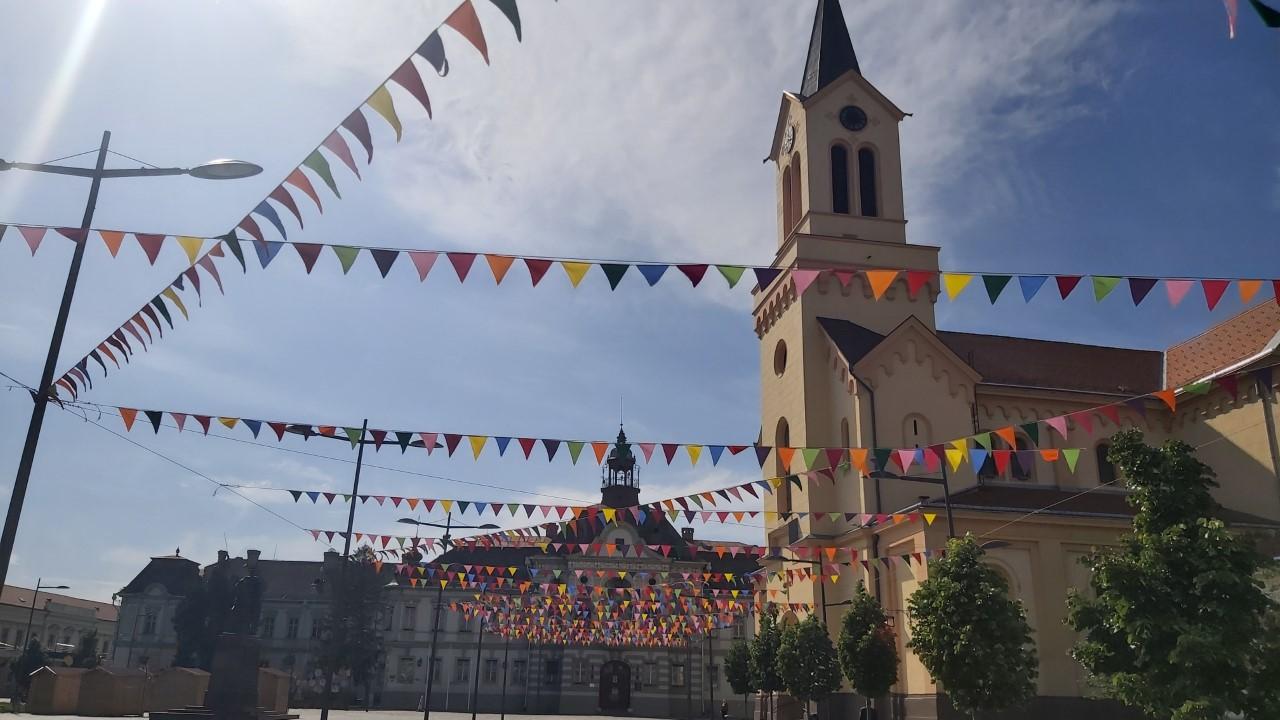 Zrenjanin, centar grada