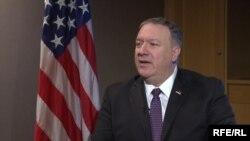Șeful diplomației Statelor Unite a încercat în turneul pe care l-a făcut să atragă de partea Washington-ului statele Europei Centrale