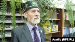 Татар гимназиясе мөдире Нурмөхәммәт Хөсәенов