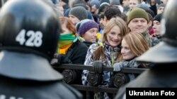 3 грудня 2013 року. Київ