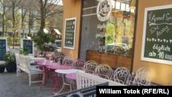 Berlin - restaurante închise în timpul carantinei
