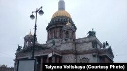Исаакиевский собор, Петербург