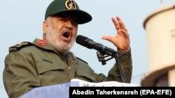 حسین سلامی، فرمانده کل سپاه پاسداران